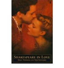 Shakespeare in Love by Marc Norman, Tom Stoppard (Paperback, 1999), good