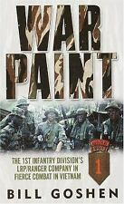 Bill Goshen - War Paint (2001) - Used - Mass Market (Paperback)
