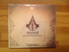 Soundtrack 2 CDs -  Assassin's Creed The Ezio Collection  - NEU -