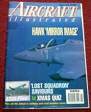 Aircraft Illustrated 1993 January Dan Air,Brawdy,St Mawgan