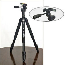 Tripod FANCIER FT-6663A Video Photography bag light weight UK Film