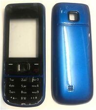 New!! Blue Housing / Fascia / Cover / Case for Nokia 2700C / 2700 Classic