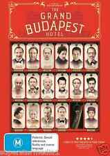 The Grand Budapest Hotel : NEW DVD