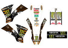 KIT GRAFICHE KTM EXC 04/07 SX 03/07 MONSTER