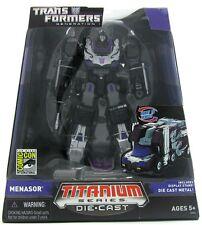 Transformers Titanium Menasor Comic Con 2007 SDCC MISB