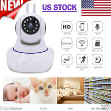 HD 720P Wireless WIFI Webcam Security Network CCTV IP P2P Camera IR Night Vision