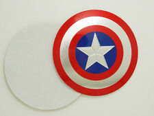 Captain America 3D Metal Auto Car Motor Logo Emblem Badge Sticker Decal  D 48