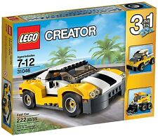 LEGO 31046 Creator Fast Car NEW MISB