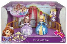 Disney Junior Princess Sofia The First Dancing Sisters Sofia & Amber Dolls New