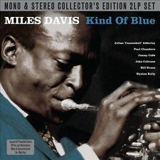 Kind of Blue [Mono/Stereo LP] by Miles Davis (Vinyl, Mar-2010)