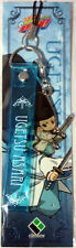 Hitman Reborn Ugetsu Asari Metal Phone Strap Anime Manga Licensed NEW