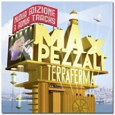 Terraferma (New Edition) - Max Pezzali CD ATLANTIC