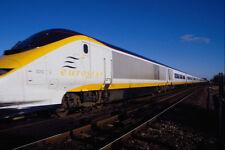 543096 EUROSTAR Tunnel Treno A4 FOTO STAMPA