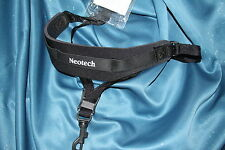 Neotech Soft Sax Strap Extra Long for Most Saxes,Black, Swivel Hook, MPN 1901172