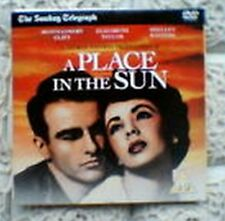 DVD PROMO  A Place In The Sun - Elizabeth Taylor Montgomery Clift Shelley Wnters