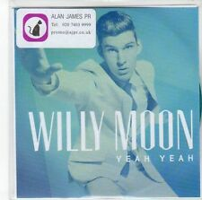 (EE778) Willy Moon, Yeah Yeah - DJ CD
