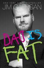 Dad Is Fat by Jim Gaffigan (Paperback)- New