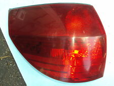 04 05 TOYOTA SIENNA TAIL LIGHT ASSEMBLY, LEFT, Fender Mount, Exc, Free Ship