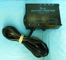 VTG REVELL MICRO TRAIN POWER PACK HOBBY TRANSFORMER MODEL #N30 USED B1
