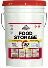 Augason Farms Food Storage Emergency All-in-One Pail (30 Days, 1 Person)