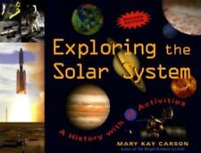 Exploring the Solar System: A History with 22 Activities (For Kids series), Cars