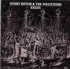 CD Sivert Hoyem Höyem & The Volunteers, EXILES, Madrugada, Norwegen