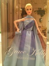Grace Kelly To Catch A Thief Alfred Hitchcock Movie Barbie Doll Pink Label NRFB