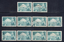 Canada #438(4) 1965 5 cent Sir Wilfred Grenfell & Ship 10 Used