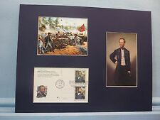 General Sherman at The Battle of Kennesaw Mountain and First Day Cover