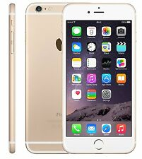 New Overstock Apple iPhone 6 Plus 128GB Gold GSM Unlocked for ATT T-Mobile