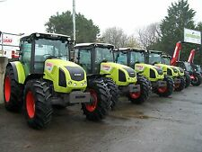 CLAAS AXOS TRACTOR SELECTION OF PARTS JOB LOT