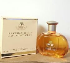 Beverly Hills Country Club For Women 3.4/3.3 oz / 100 ml Edt Spray New In Box