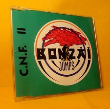 MAXI Single CD C.N.F. II 3TR 1994 BONZAI RECORDS JUMPS
