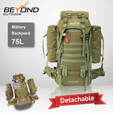 Camping Hiking Hunting Travel Backpack outdoor waterproof 75L NEW ARRIVAL