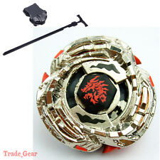 Fusion Beyblade Masters Metal BB121B L-DRAGO GUARDIAN S130MB w/ Power Launcher