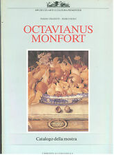 CHIAPATTI PARIDE ROSCI MARCO OCTAVIANUS MONFORT ALLEMANDI 1985 ARTE PIEMONTE
