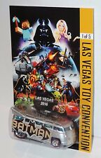 HOT WHEELS CUSTOMS VW T1 DRAG BUS LAS VEGAS TOY BATMAN CONVENTION!