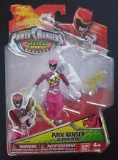Power Rangers Dino Super Charge 2015 Pink Ranger NEW Figure Drive