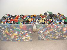 LEGO 1/4 pound Bricks 100 MIXED Parts & Pieces Bulk Lot lb BUY 4 get 1 more FREE