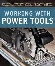 Working with Power Tools (New Best of Fine Woodworking)-ExLibrary