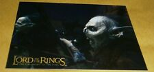 LOTR - THE FELLOWSHIP OF THE RING SPECIAL FOIL CARD - #4 ORCS