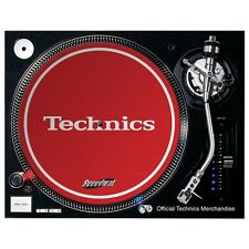 Slipmats Technics DMC Speedmat Red / Rot (1 Stück/1 Piece) MRSPEED1 NEU+OVP!