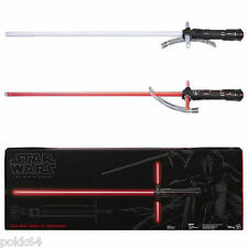 Star Wars The Black Series sabre laser 1/1 Force FX Lightsaber KYLO REN