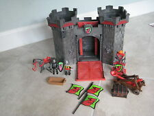 PLAYMOBIL 5803 Knights Castle Medieval Red Wolf INCOMPLETE for REPLACEMENT Parts