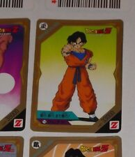 DRAGON BALL Z DBZ SUPER BARCODE WARS CARD CARTE N° 10 MADE IN JAPAN NM
