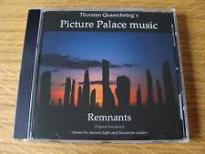 CD Album: Picture Palace Music : Remnants : Tangerine Dream