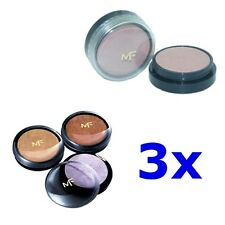 3 X MAX FACTOR Eyeshadow Earth Spirit 114 ROSE WHISPER MF040-114