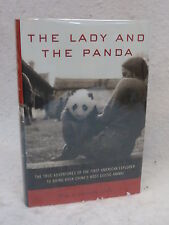 Vicki Constantine Croke THE LADY AND THE PANDA Random House First c. 2005 SIGNED