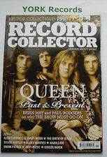 RECORD COLLECTOR MAGAZINE - Issue 358 January 2009 - Queen / Britpop / Blues