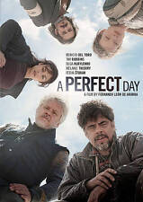 A Perfect Day, Very Good DVD, Tim Robbins, Benicio Del Toro, Fernando León de Ar